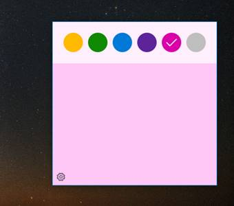 Customization-of-sticky-notes-in-windows